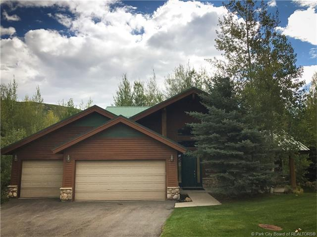 3010 Snow Cloud Circle, Park City, UT 84060 (MLS #11703821) :: High Country Properties