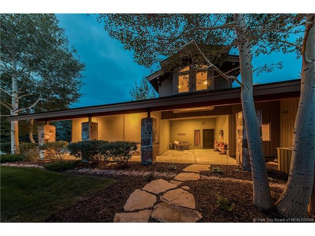 2800 Four Lakes, Park City, UT 84060 (MLS #11703842) :: High Country Properties