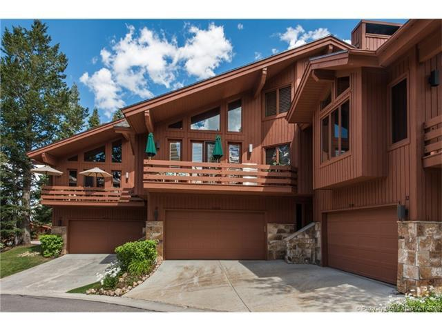 7600 Ridge Drive #13, Park City, UT 84060 (MLS #11703848) :: High Country Properties