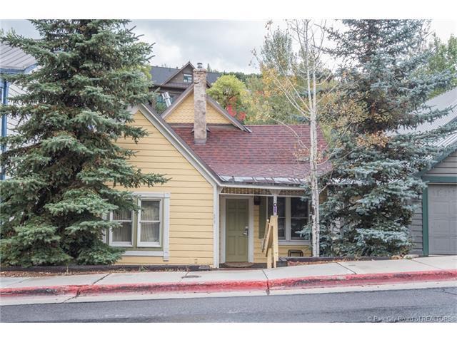 170 Main Street, Park City, UT 84060 (MLS #11703874) :: High Country Properties