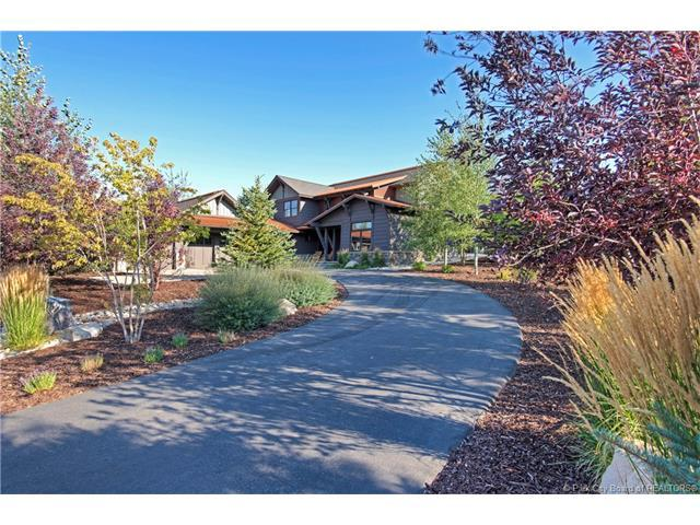8125 Glenwild Drive, Park City, UT 84098 (MLS #11703878) :: High Country Properties