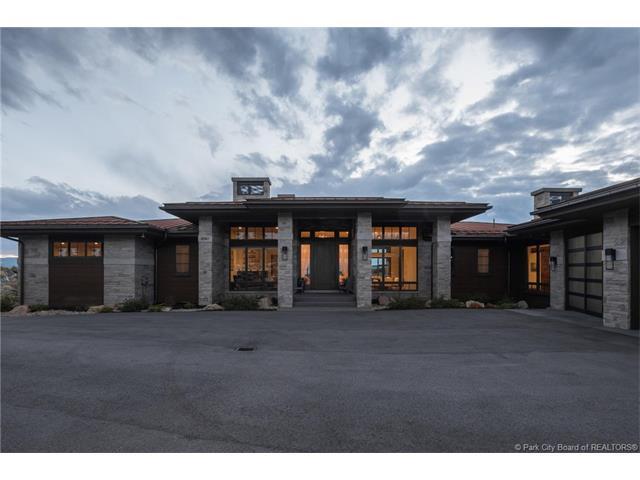 8581 N Marmot Circle, Park City, UT 84098 (MLS #11703904) :: High Country Properties
