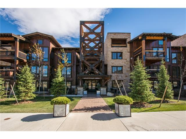 2880 E Deer Valley Drive #6339, Park City, UT 84060 (MLS #11703914) :: High Country Properties