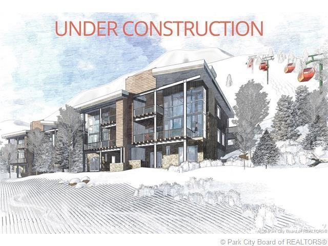 2700 High Mountain Road #301, Park City, UT 84098 (MLS #11703931) :: High Country Properties