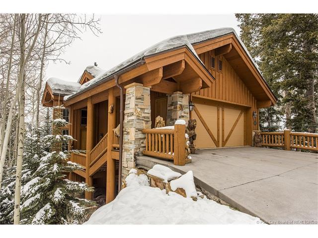 45 Silver Dollar Road, Park City, UT 84060 (MLS #11703948) :: High Country Properties