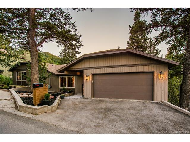90 Matterhorn Drive, Park City, UT 84098 (MLS #11703960) :: High Country Properties