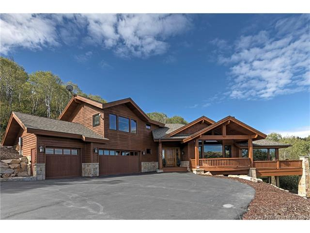 3349 Buckboard Drive, Park City, UT 84098 (MLS #11703961) :: High Country Properties
