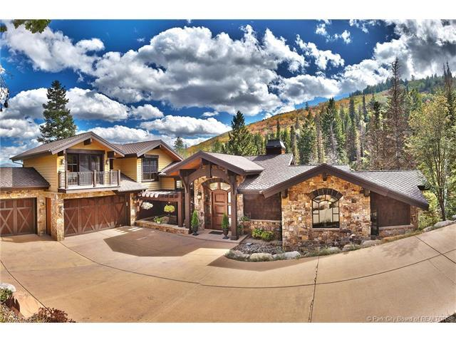 6910 Canyon Drive, Park City, UT 84098 (MLS #11703962) :: High Country Properties