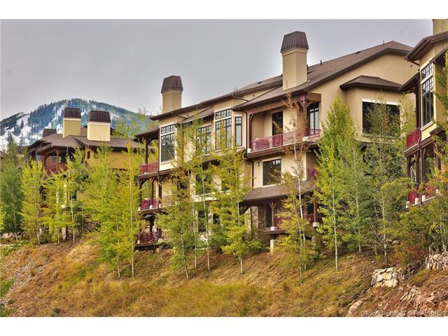 3694 N Vintage East #9, Park City, UT 84098 (MLS #11703991) :: Lawson Real Estate Team - Engel & Völkers