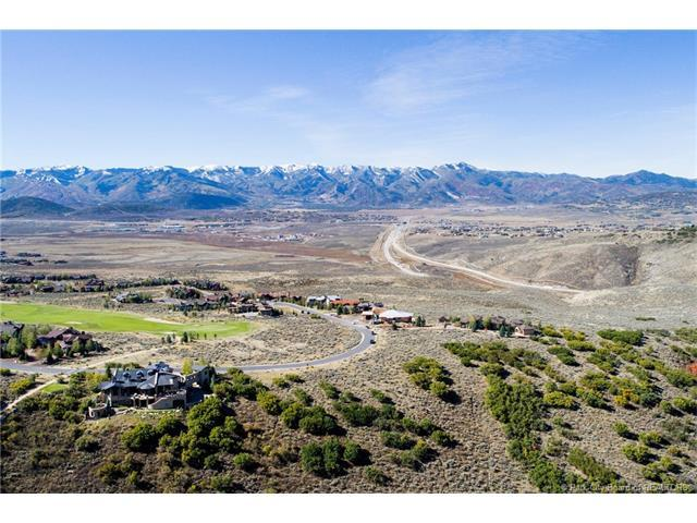 7941 N West Hills Trail, Park City, UT 84098 (MLS #11704029) :: The Lange Group
