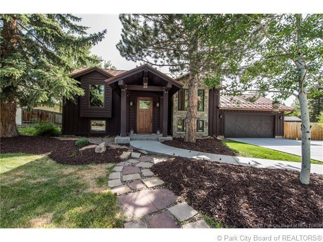 2549 Little Kate Road, Park City, UT 84060 (MLS #11704071) :: The Lange Group
