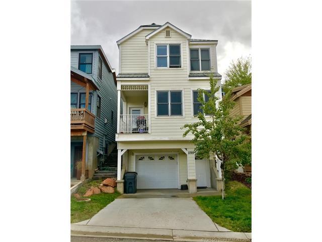 1199 Empire Avenue, Park City, UT 84060 (MLS #11704079) :: High Country Properties