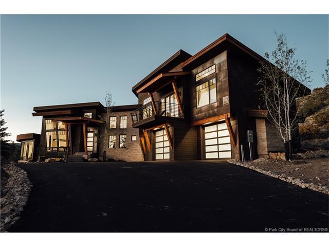 1575 E Canyon Gate Road, Park City, UT 84098 (MLS #11704147) :: The Lange Group