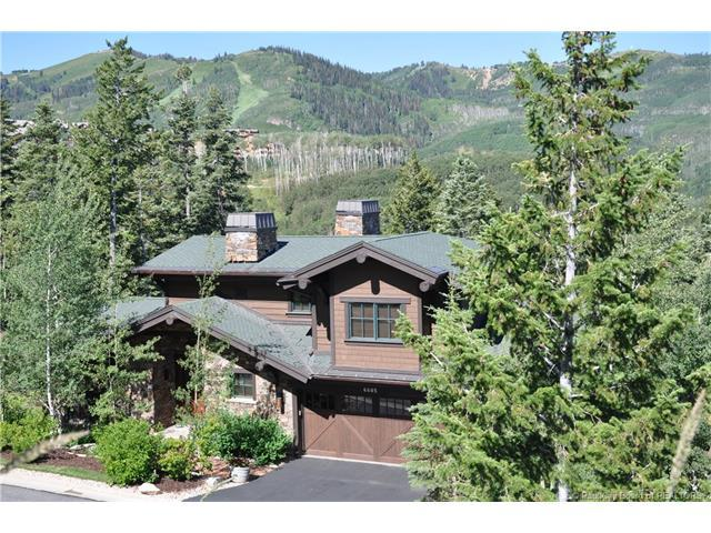 6605 Lookout, Park City, UT 84060 (#11704155) :: Red Sign Team