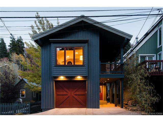 135 Daly Avenue, Park City, UT 84060 (MLS #11704183) :: The Lange Group
