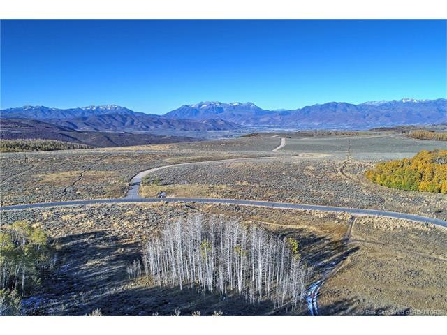 10129 E Forest Creek Rd Lot 1, Woodland, UT 84036 (MLS #11704193) :: The Lange Group