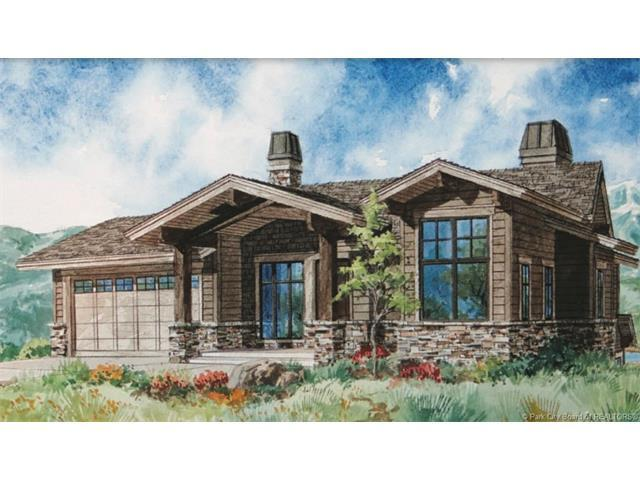 11395 N White Tail Court, Hideout, UT 84036 (MLS #11704210) :: High Country Properties