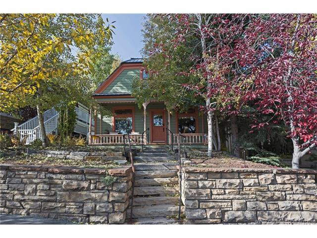 539 Park Avenue, Park City, UT 84060 (MLS #11704241) :: The Lange Group