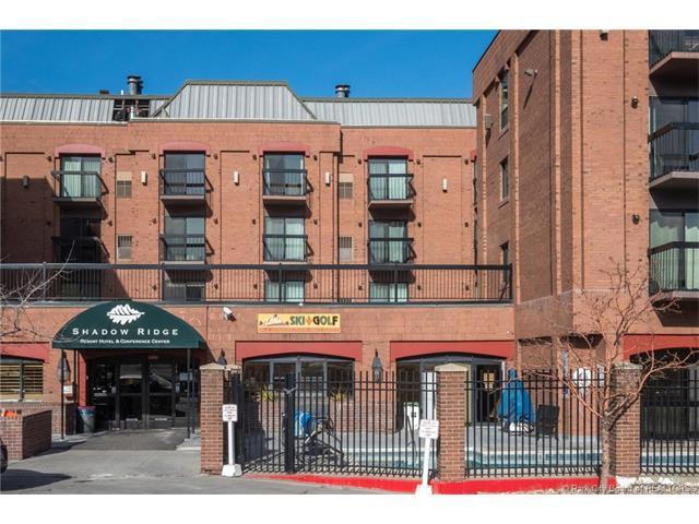 50 Shadow Ridge Road #4200, Park City, UT 84060 (MLS #11704274) :: The Lange Group