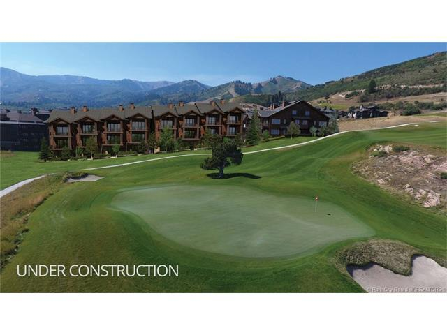 4301 Willow Draw Road #802, Park City, UT 84098 (MLS #11704365) :: High Country Properties
