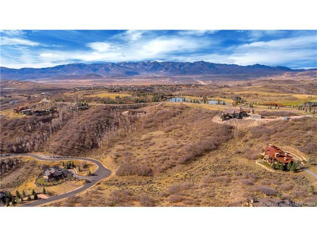 8199 N Sunrise Loop, Park City, UT 84098 (MLS #11704376) :: High Country Properties