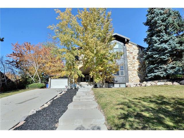 1301 E Federal Heights Drive, Salt Lake City, UT 84103 (MLS #11704389) :: Lookout Real Estate Group
