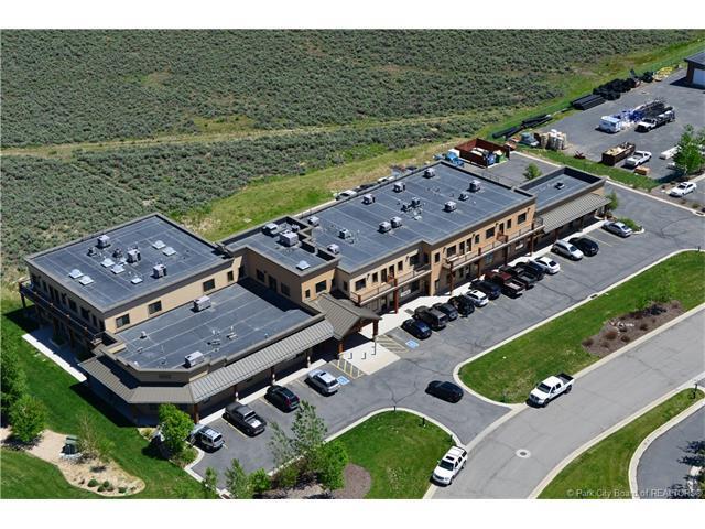 6443 Business Park Loop #F - 1,130 Sqft, Park City, UT 84098 (MLS #11704399) :: The Lange Group