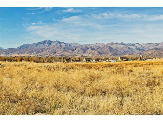 431 N Haystack Mountain Drive, Heber City, UT 84032 (MLS #11704406) :: High Country Properties