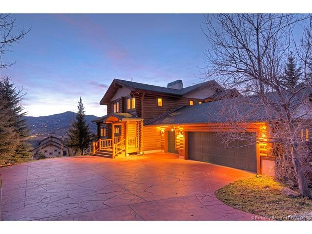 9143 N Flint Way, Park City, UT 84098 (MLS #11704407) :: High Country Properties