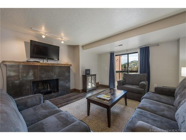 1445 Lowell Unit #4308 #4308, Park City, UT 84060 (MLS #11704430) :: High Country Properties