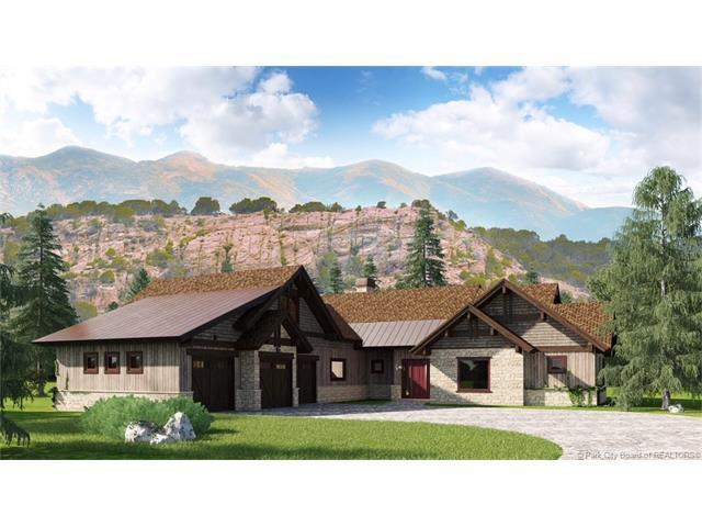 688 N Chimney Rock Rd. (Lot 264), Heber City, UT 84032 (MLS #11704466) :: Lawson Real Estate Team - Engel & Völkers