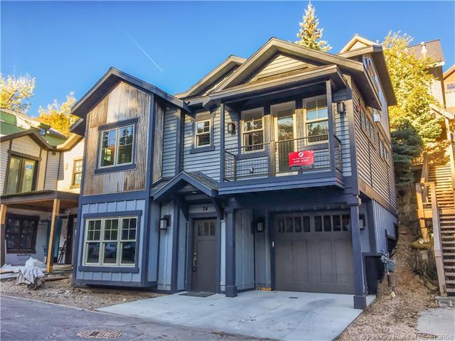 74 Daly Avenue, Park City, UT 84060 (MLS #11704478) :: High Country Properties