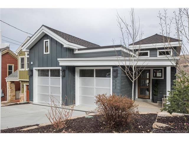 950 Empire Avenue, Park City, UT 84060 (MLS #11704494) :: High Country Properties
