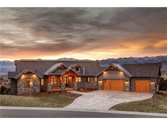 655 N Copper Belt Cir. (Lot 742), Heber City, UT 84032 (MLS #11704520) :: High Country Properties