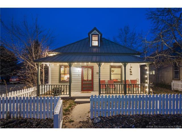 1162 Woodside Avenue, Park City, UT 84060 (MLS #11704532) :: High Country Properties