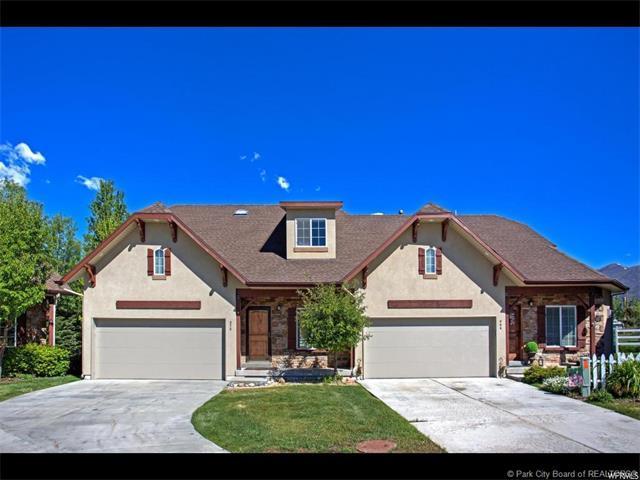 470 W Aspen Court #4, Midway, UT 84049 (MLS #11704552) :: Lawson Real Estate Team - Engel & Völkers