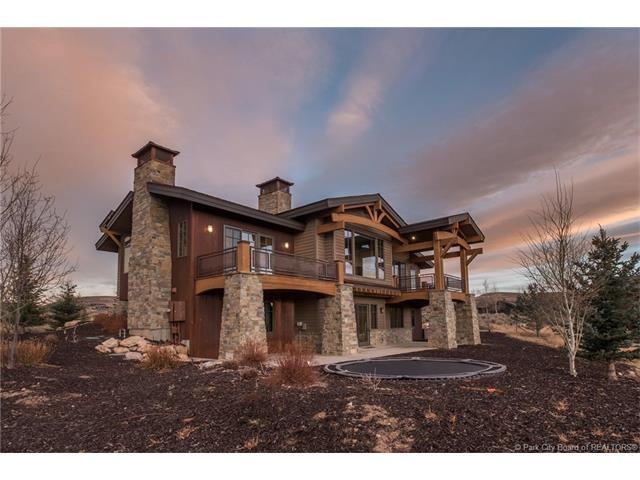 7318 N Westview Court, Park City, UT 84098 (MLS #11704555) :: High Country Properties
