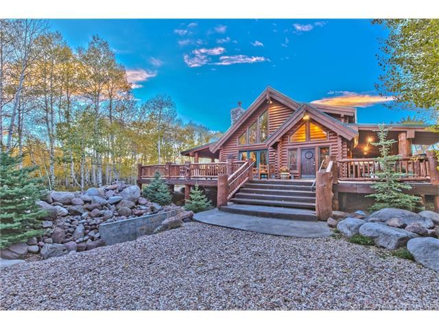 10720 E Spring Creek, Heber City, UT 84032 (MLS #11704558) :: High Country Properties