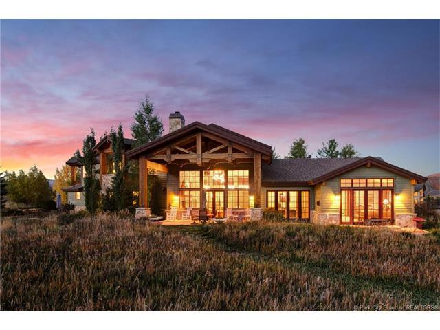 2934 Quarry Mountain Road, Park City, UT 84098 (MLS #11704566) :: High Country Properties