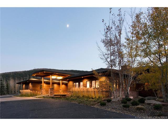 4275 Quarry Mountain Road, Park City, UT 84098 (MLS #11704567) :: High Country Properties
