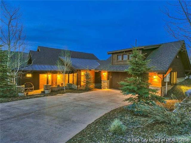 8670 Ranch Club Court, Park City, UT 84098 (MLS #11704587) :: High Country Properties