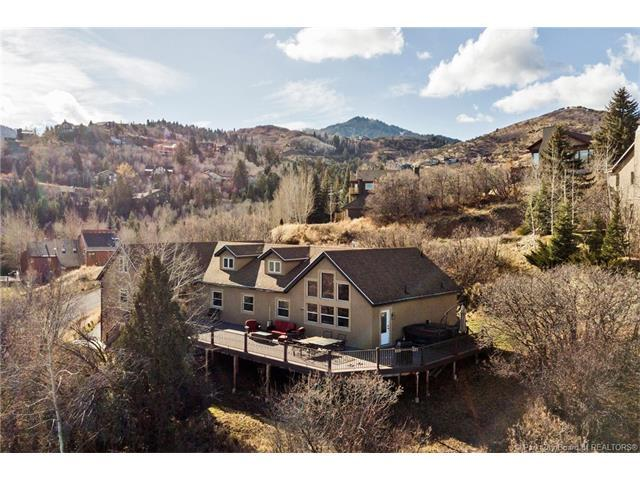 7763 Boothill Drive, Park City, UT 84098 (MLS #11704593) :: High Country Properties