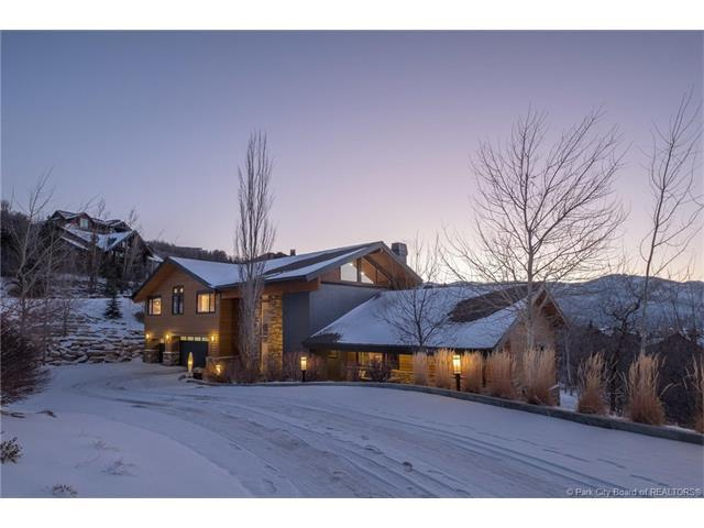 3798 Solamere Drive, Park City, UT 84060 (MLS #11704598) :: The Lange Group