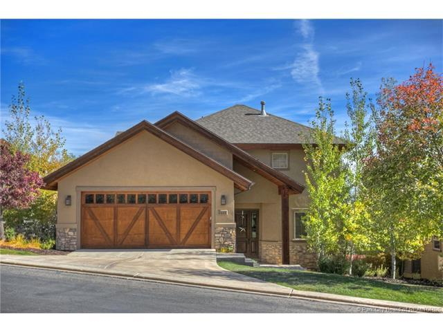 1172 Turnberry Woods Drive, Midway, UT 84049 (MLS #11704600) :: High Country Properties