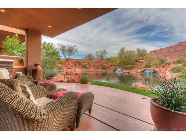 2410 W Entrada Trail #41, Other City - Utah, UT 84770 (MLS #11704607) :: High Country Properties