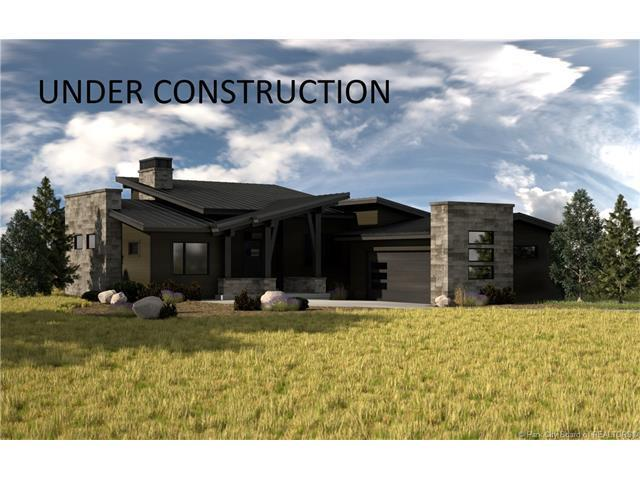 1717 E Haystack Mountain Ct. (Lot 327), Heber City, UT 84032 (MLS #11704611) :: High Country Properties