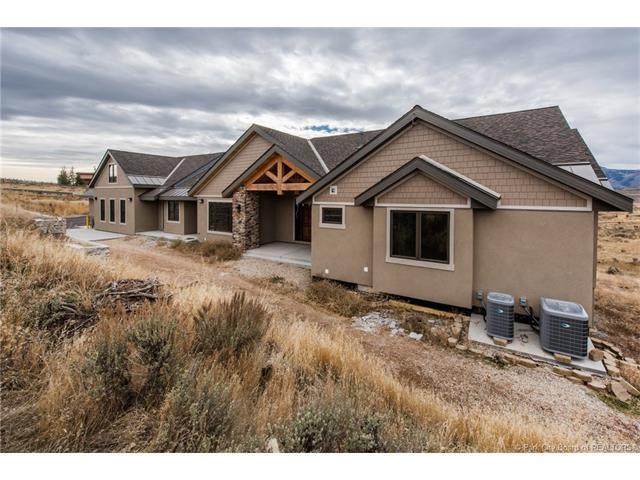 8037 Silver Creek, Park City, UT 84098 (MLS #11704619) :: High Country Properties