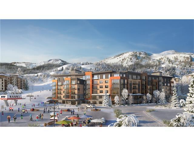 2431 High Mountain Road Ph5, Park City, UT 84098 (MLS #11704639) :: High Country Properties