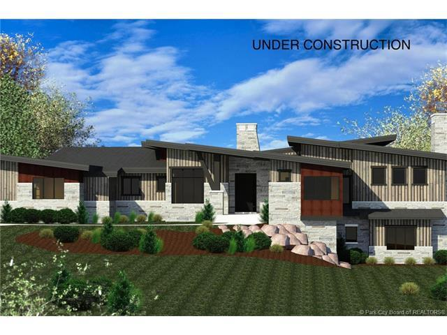 2586 Julia Court, Park City, UT 84098 (MLS #11704699) :: High Country Properties