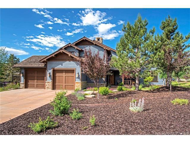 3006 E Painted Bear Trail, Kamas, UT 84036 (MLS #11704703) :: High Country Properties